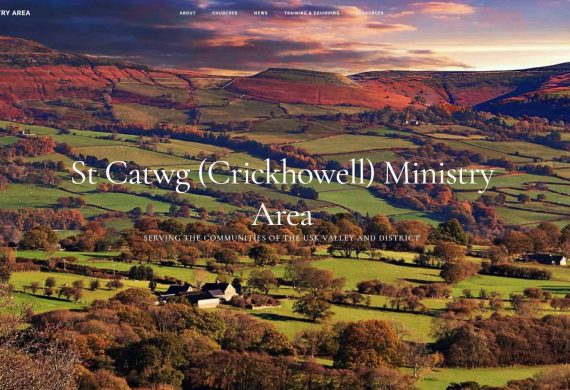 Catwg Ministry Area Website