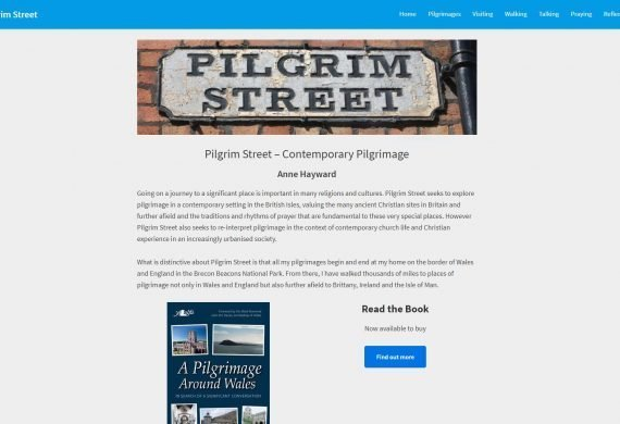 Pilgrim Street Website