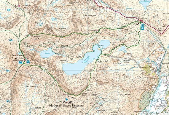 WordPress Plugin for Ordnance Survey Maps